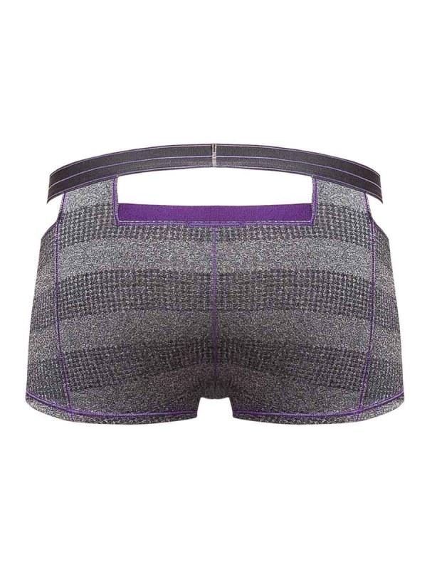 Heather Haze Cutout Short mens sexy lingerie underwear