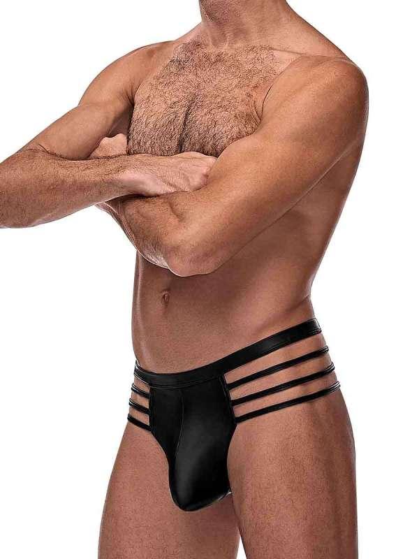 Mens sexy strap erotic thong underwear