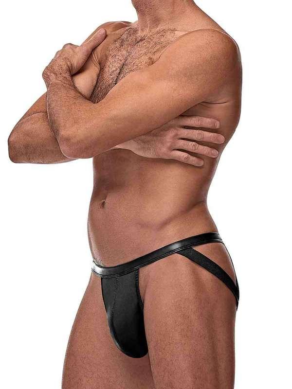 Mens sexy strap jock underwear