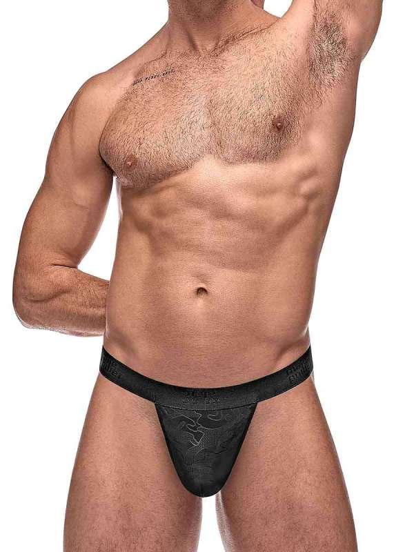 black mens g string underwear