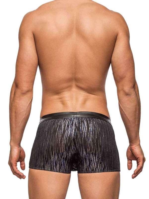 Dazzle Short Black mens sexy lingerie underwear