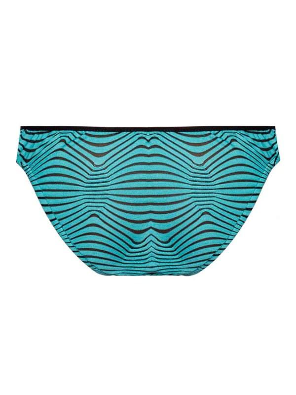 Tranquil Abyss Mini Bikini Seafoam