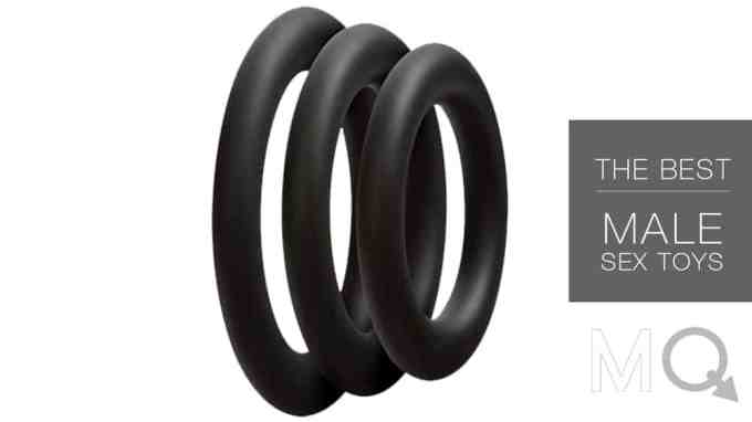 the best male sex toys Pro Sensual Cock Ring set