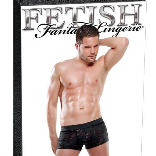 (D) FETISH FANTASY MALE SEE TH BOXER S/M