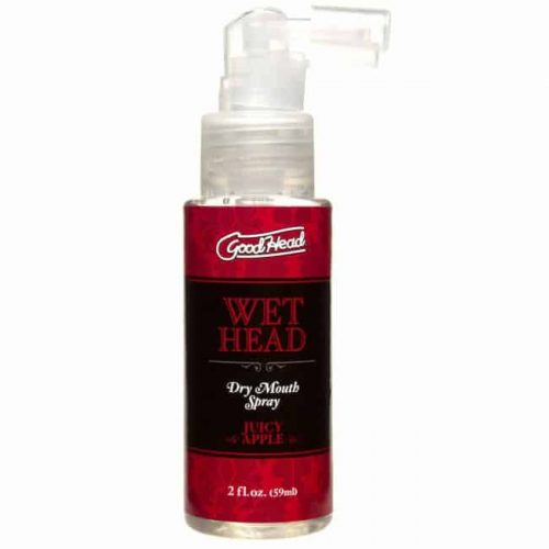 GOODHEAD WET HEAD DRY MOUTH SPRAY APPLE (BU)