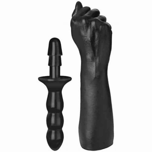 TITANMEN FIST W/VAC U LOCK BLACK