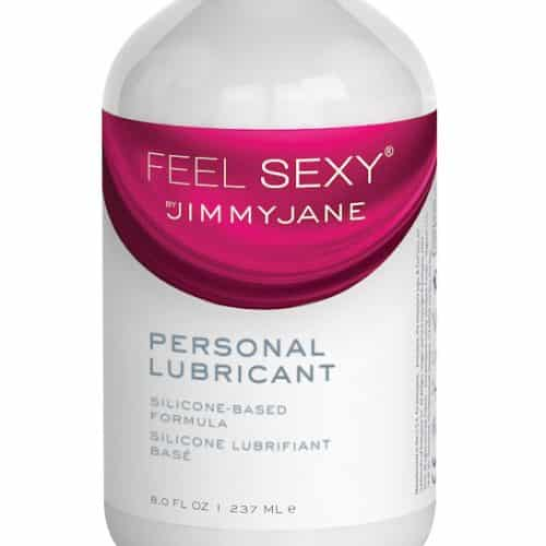 (WD) JIMMY JANE FEEL SEXY PERS LUBRICANT SILICONE 8 OZ