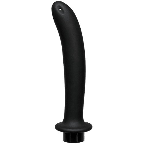 (WD) KINK FLOW EXTRA DEEP SILI ANAL DOUCHE & ACCESSORY