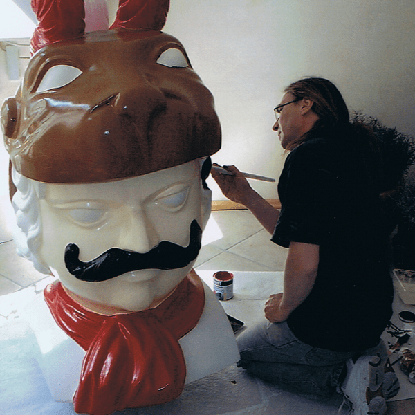 Maler Heiko Papajewski