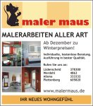 Anzeige-Malerarbeiten