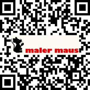 QR-maler-maus