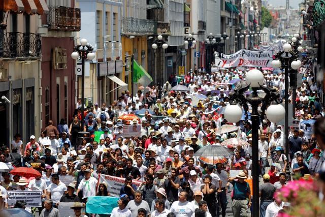 Puebla de Luto