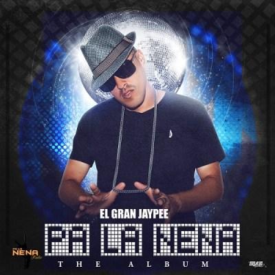 Pa' La Nena The Album Cover