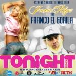 Jackie Alyss Ft. Franco El Gorila – Tonight (Official Remix)