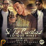 Lawrentis El De La Letra – Si Tu Cantas Lo Que Vives (Prod. By Pichy Boy Y Skaary)