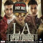 Acxel & Andrew Ft Trebol Clan – La Oportunidad (Official Remix)