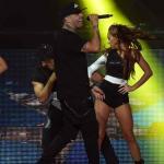 Nicky Jam revivió su época dorada llena el coliseo de Puerto Rico Vea el video de su  llegada