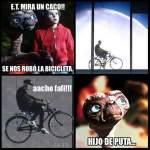 ET Molesto y llama la policia porque Nicky Jam le robo la bicicleta