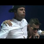 Nicky Jam Ft Plan B – Fanatica Sensual (Live Choliseo 2015)