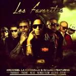 Arcangel Ft. Varios Artistas – Los Favoritos (Intro) (Preview)