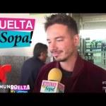 J Balvin @ Suelta La Sopa (Entrevista)