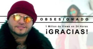 """Farruko-Alcanza-El-Millón-De-Vistas-Con-El-Vídeo-De-""""Obsesionado""""-300x160"""