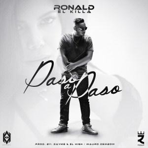 Ronald El Killa Paso a Paso 370x370 - Ronald El Killa Ft. Lenny Tavárez – Empezar De Cero (Official Video)