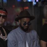 """Jamsha, Randy y Guelo Star presentarán el vídeo oficial de """"Bellaco"""""""