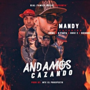Mandy The Elegant H Pauta Joema Rose Z DiegoBZ Andamos Casando 370x370 3 - Jessy Rose - Unfaithful (Official Video)