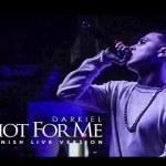 Darkiel – Shot For Me (Humacao, Puerto Rico) (Live 2016)