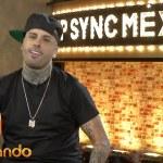 """Nicky Jam Se Estrena Como Conductor Del Programa """"Lip Sync México"""""""