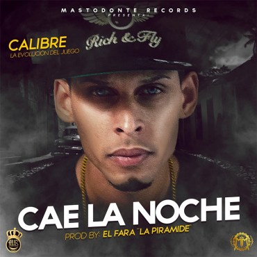 Calibre - Cae La Noche off