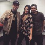 Diana Vargas y sus estrellas