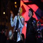 """Nicky Jam y Vin Diesel se ponen a cantar en la premiere de """"xXx: Reactivado"""""""
