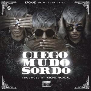 Krona k Ciego Mudo Y Sordo 370x368 - Opi The Hit Machine – Savage (Prod. Kronix Magical)