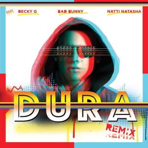 dura 300x300 - Daddy Yankee Ft. Natti Natasha, Becky G y Bad Bunny – Dura (Official Remix) (Vídeo Lyric)