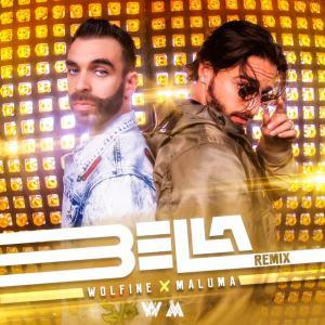 bella - Wolfine Ft. Maluma – Bella (Remix) (Official Video)