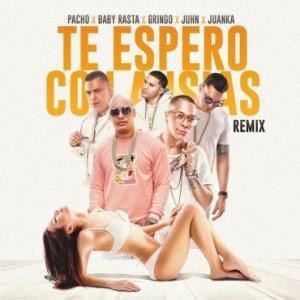 9 300x300 - Pacho El Antifeka Ft. Baby Rasta y Gringo, Juhn Y Juanka – Te Espero Con Ansias (Remix) (Official Video)