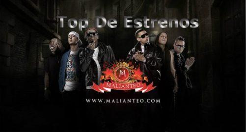 63e646c04f02eb1d8a9ae27c91f011175e4a32bf 3 - Top De Estrenos: Lo Mejor De La Musica Urbana (Semanal)