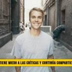 Justin Bieber no tiene miedo a las Críticas y Continúa compartiendo el Evangelio