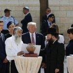 Rabino influyente cree que Trump es figura mesiánica y ONU es Gog