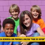 """Video: TV Portuguesa Denuncia con Pruebas a """"Pare de Sufrir� por Tráfico Infantil"""