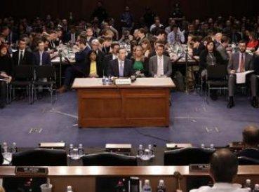 En congreso de EEUU, Zuckerberg denunciado por censura a conservadores