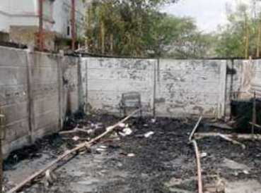 Iglesia incendiada por tercera vez afirma que no dejará de predicar