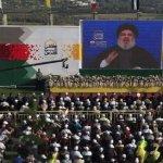 """Líder de Hezbolá amenaza a Israel: """"El día de la gran guerra está llegando"""""""