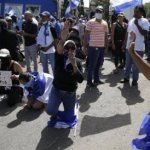 "Iglesia Católica hace ""oración de exorcismo"" tras ataques del presidente de Nicaragua"