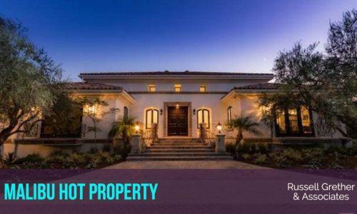 Malibu Hot Property: Understated Luxury Estate Elegance