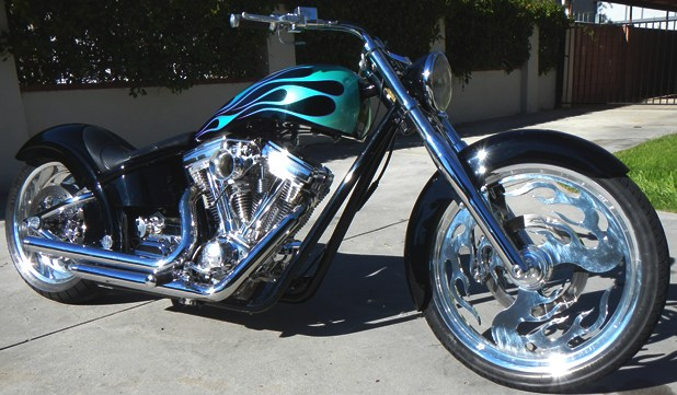 Jesse James Motorcycles