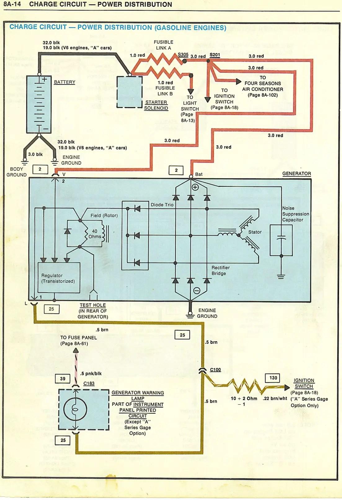 La alternator wiring diagram free download wiring diagram xwiaw wtf wires to starter alternator gbodyforum 78 88 general asfbconference2016 Image collections