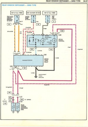 1994 Suburban Rear Ac Wiring Diagram | Wiring Library